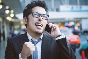 電話営業の契約率